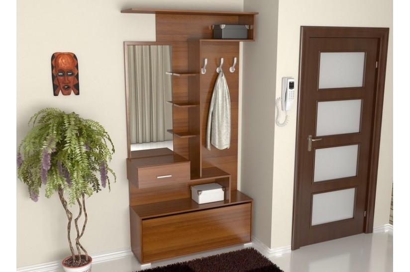 мебель прихожие для маленьких квартир 13 фото kvartirybox.ru.